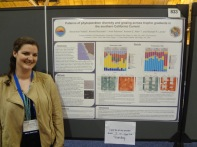 Ali Freibott (CCE), Patterns of phytoplankton diversity and mortality due to grazing across trophic gradients in the Southern California Current.
